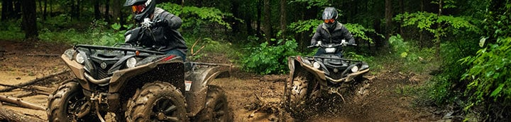 Yamaha Grizzly ATV Forum banner