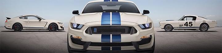 Mustang GT350 Forums banner