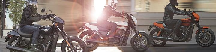 Harley Davidson Street Forums banner