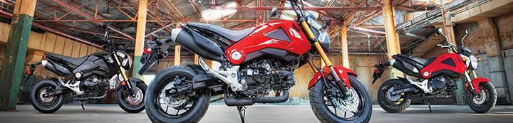 Honda Grom banner