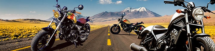 Honda Rebel 300 & 500 Forum banner