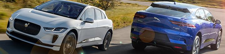 Jaguar I-Pace Forum banner