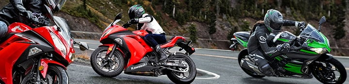 Kawasaki Ninja 300 Forums banner