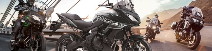 Kawasaki Versys Forum banner