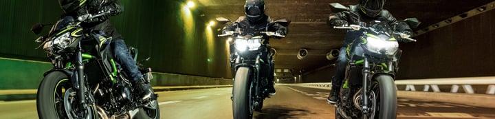 Kawasaki Z650 banner