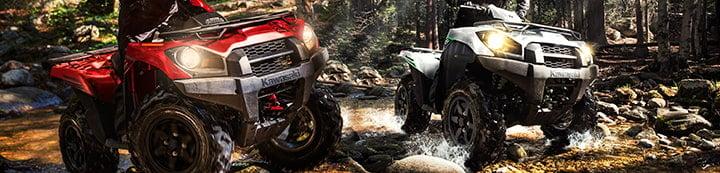 Kawasaki ATV Forum banner