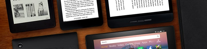 Kindle Forum banner