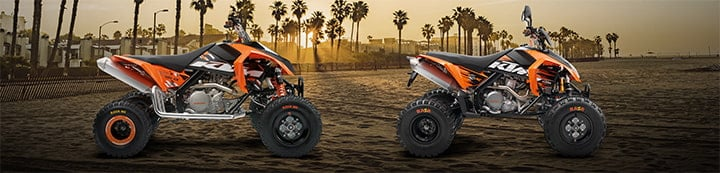 KTM ATV HQ Forums banner
