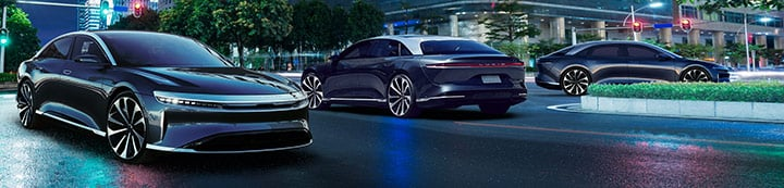 Lucid Motors Forum banner