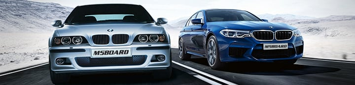 BMW M5 Forum and M6 Forums banner