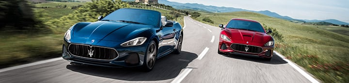 Maserati Forum banner
