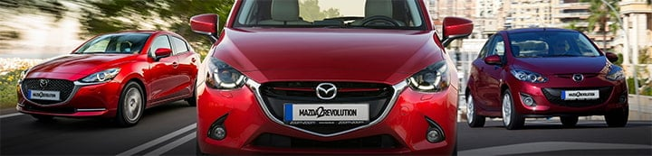 Mazda 2 Forum : Mazda 2 Revolution Forums banner