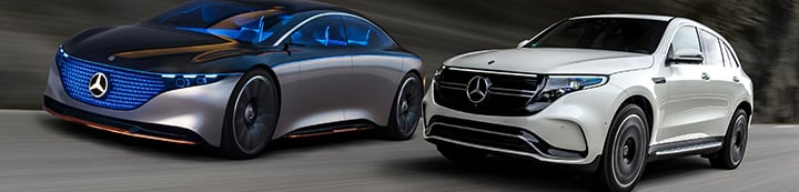 Mercedes EQ All Electric Forum banner