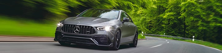 Mercedes CLA Forum banner