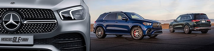 Mercedes GLE Forum banner