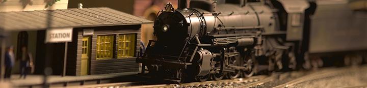 Model Railway Forum banner