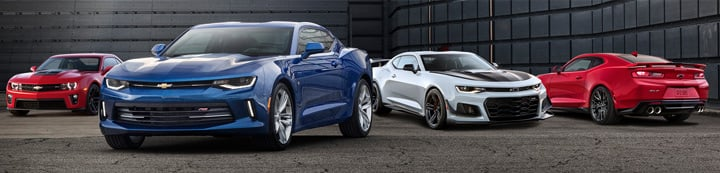 Modern Camaro Forums banner
