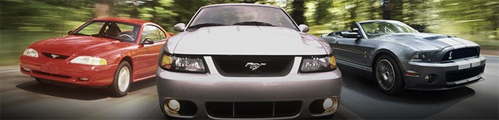 Mustang and Ford Performance Forums banner