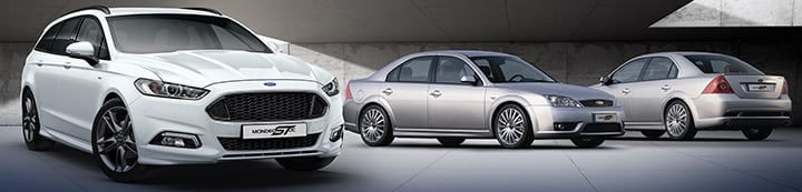 Ford Mondeo ST Forum banner