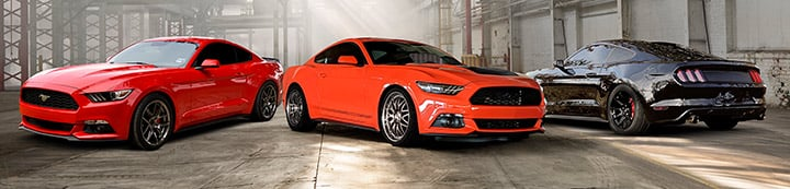 Ford Mustang Ecoboost Forum banner