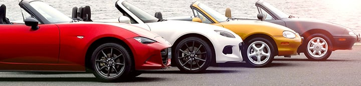 Mazda MX5 Forum banner