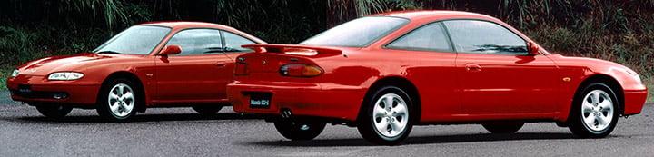 Mazda MX-6 Forum banner