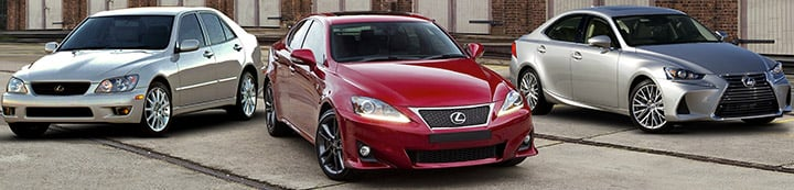 Lexus IS Forum banner