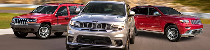 Jeep Grand Cherokee Forum banner