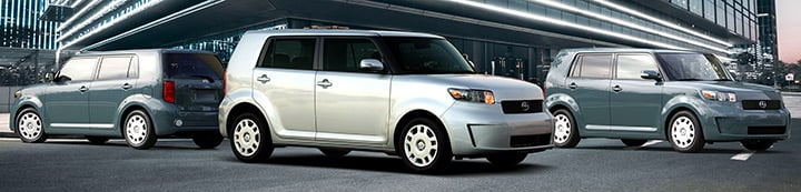 Scion XB Forum banner