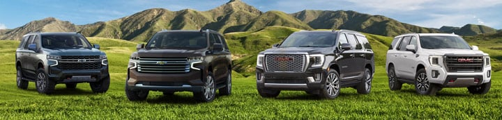 New Tahoe Yukon Forum banner