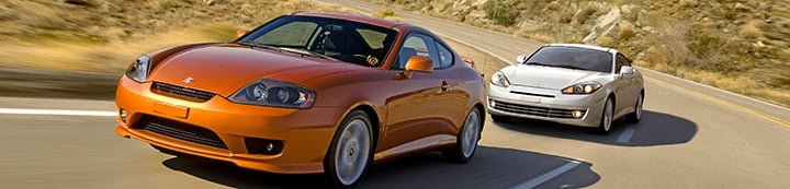 Hyundai Tiburon Forums banner