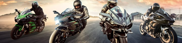 Ninja H2 banner