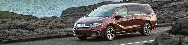 Honda Odyssey Forum banner