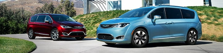 2017+ Chrysler Pacifica Minivan Forums banner