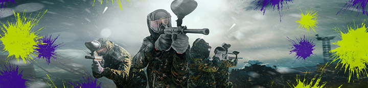 Paintball Guns and Gear forums banner