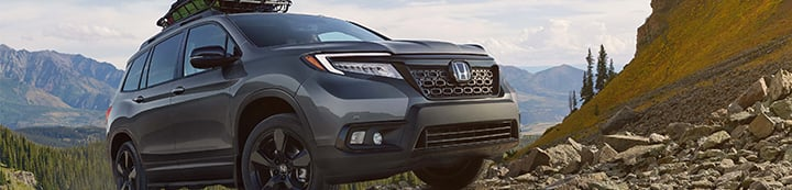 Honda Passport Forum banner