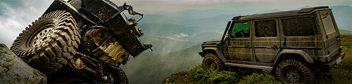 Off Road Vehicles banner