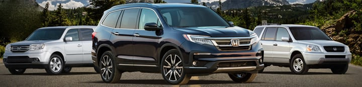 Honda Pilot - Honda Pilot Forums banner