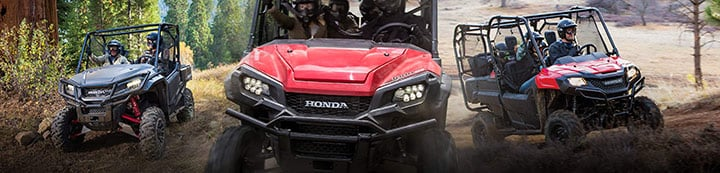 Honda Pioneer Forums banner