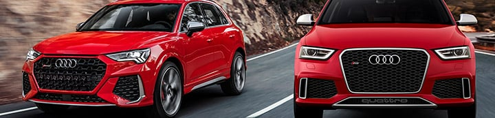 Audi Q3 Owners Forum banner