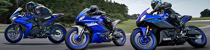 Yamaha R3 Forums banner