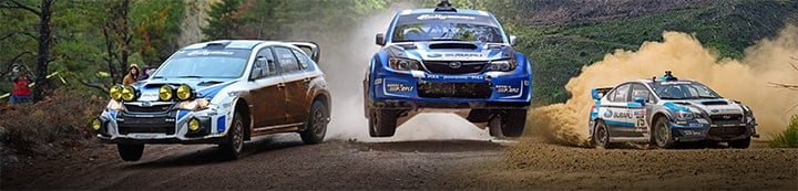 Rally Forums banner