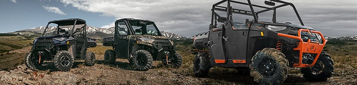 Polaris Ranger Forum banner