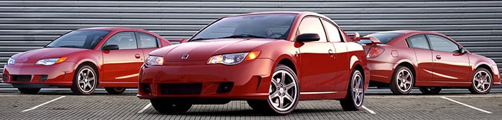 Saturn ION RedLine Forums banner