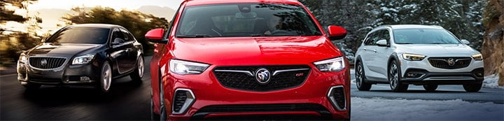 Buick Regal Forums banner