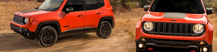 Jeep Renegade Forum banner