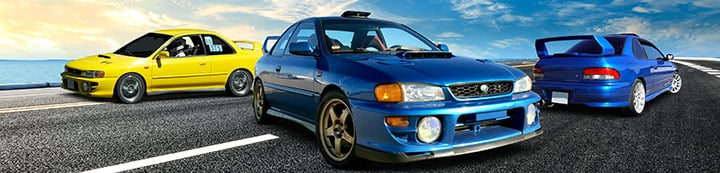 Subaru Impreza GC8 & RS Forum & Community banner