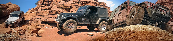 Rubicon Owners Forum banner