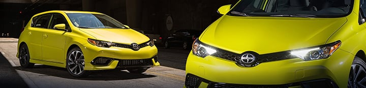 Scion iM Forum banner
