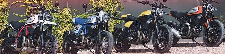 Ducati Scrambler Forum banner